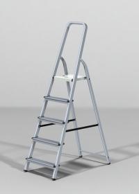Стремянка алюминиевая 5 ступеней