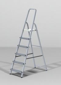Стремянка алюминиевая 6 ступеней