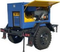 АДД-4004МП Д-242 (шасси) сварочный агрегат