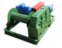 Лебедка электрическая ТЛ-8Б(ЖД) без каната