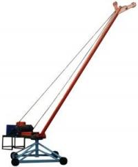 Кран  КЛ-3, г/п 1т, Н=50м на колесах, разборная стрела