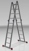Лестница трансформер 2х4+2х5