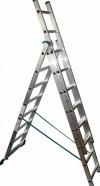 Трехсекционная лестница 3х17